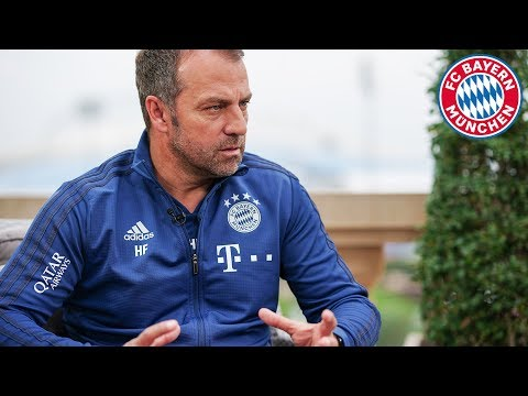 hansi-flick:-positive-reflection-on-training-camp-in-doha-&-injury-update-on-gnabry-and-hernandez