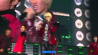 【中字MV】Super junior-M - 太完美 (畫質較清版)