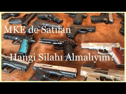 MKE'de Satılan Silahlar (Hangi Silahı Almalısın?)*