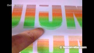How to repair large format printer issues online parameter setup config setting calibration