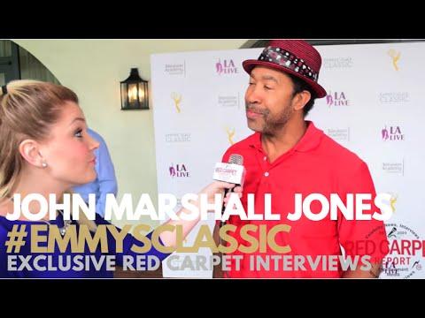 John Marshall Jones #Bosch at the 17th Annual Emmys Golf Classic #EmmysClassic