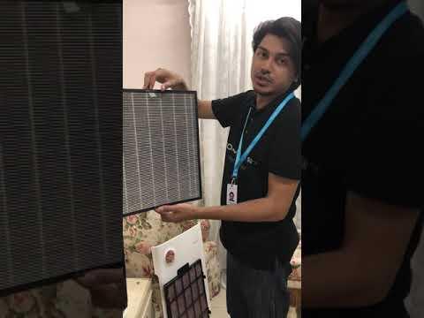 Coway Air Purifier (Lombok II) Presentation - En Lokman (Customer)