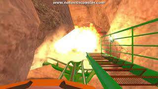 Adventure Ralley | NoLimits 2 Family Boomerang Rollercoaster