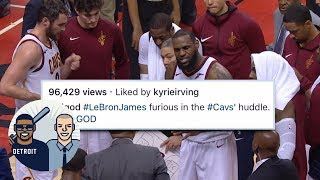 Is Kyrie Irving enjoying the Cavaliers struggling? | Jalen & Jacoby | ESPN