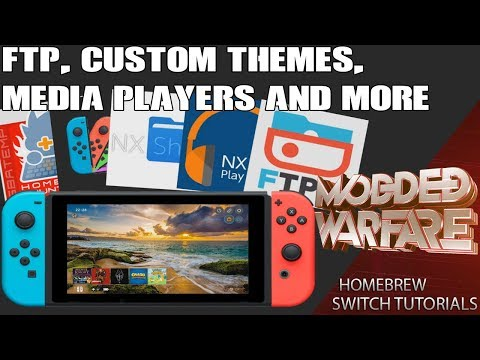Switch Tutorials #6 Handy Homebrew Apps