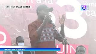 Célébration du 23 juin/ Ousmane Sonko à la jeunesse: « Préparez vous au combat. Il faut... »