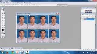 How to create Passport photos in gujarati