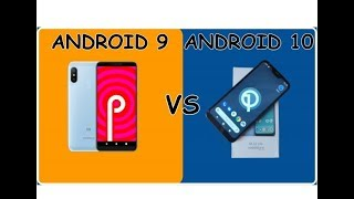 Mi A2 Lite  Android 9 Vs Android 10 Beta  Speed Test