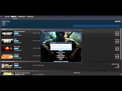 Как установить игру с диска в Steam