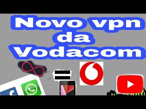 Novo VPN Ilimitado Da Vodacom 2019