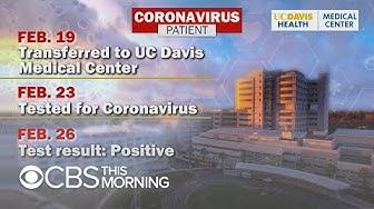 Latest California coronavirus case raises alarm bells