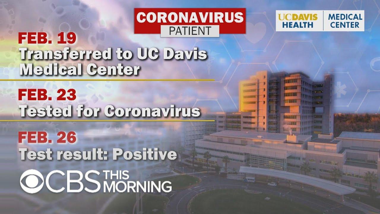 Latest California coronavirus case raises alarm bells - YouTube