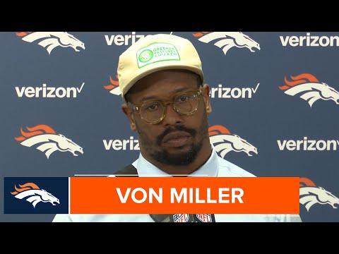 Von Miller: 'I'm Not Losing Hope' After #DENvsKC