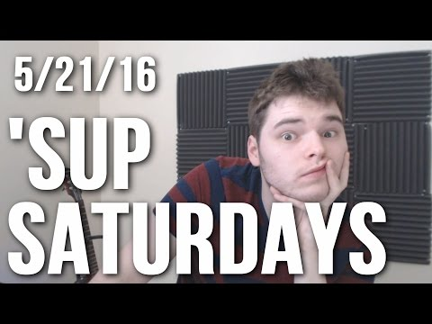 Current Channel Schedule, FHHT, Far Harbor First Impressions - 'Sup Saturdays