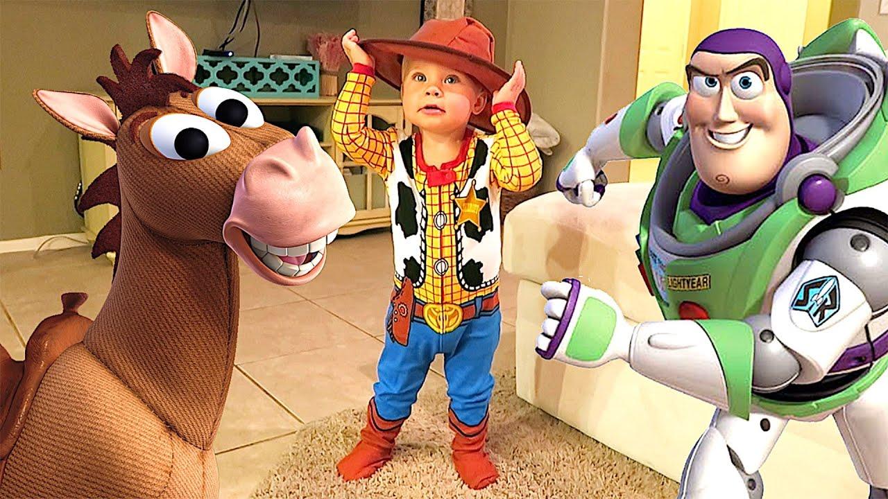 Toy Story Dress Up Youtube