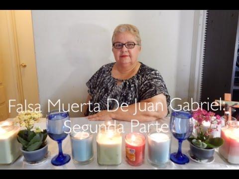 Falsa Muerte De Juan Gabriel: Segunda Parte!