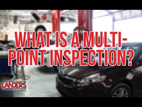 What are Multi-Point Inspections? | Steve Landers Kia in Little Rock, Arkansas