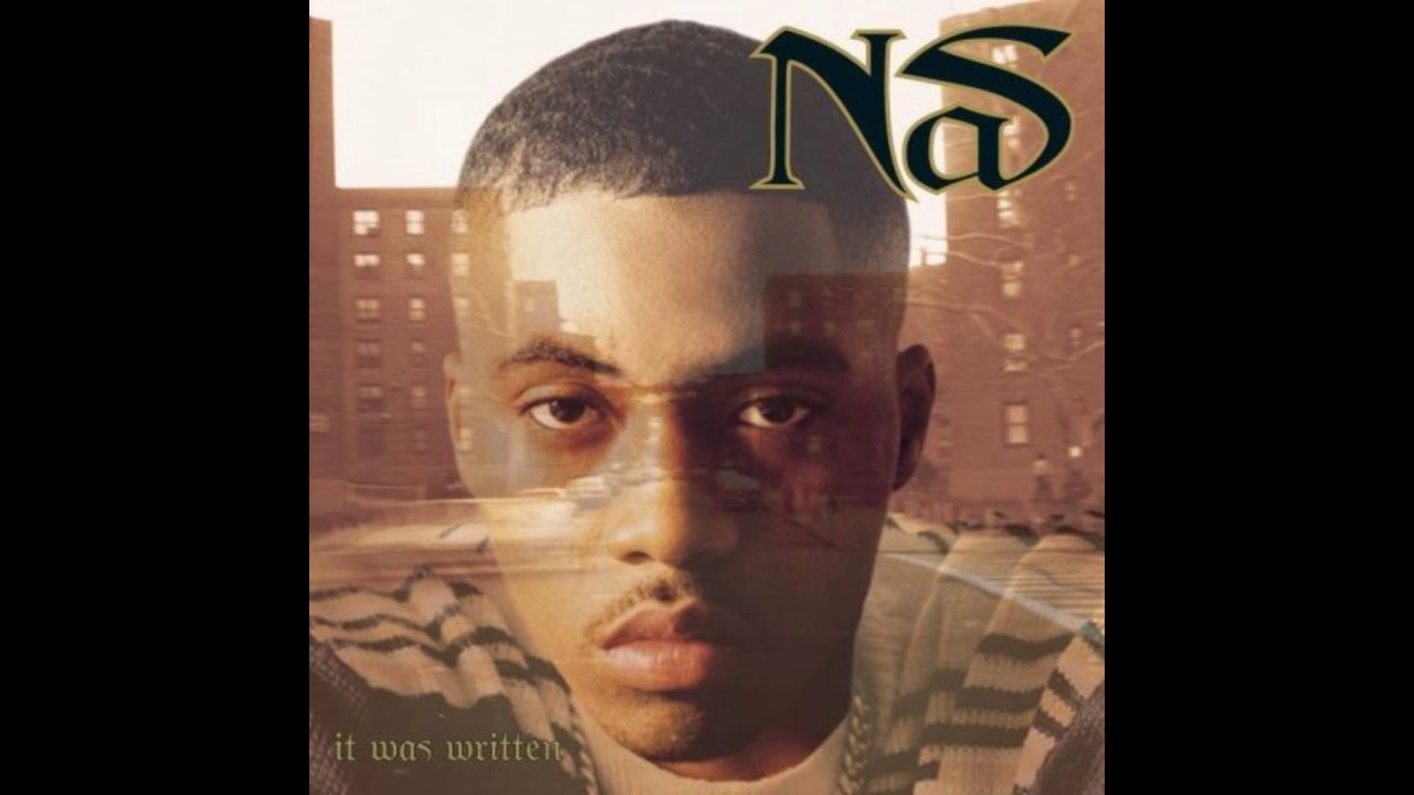 Nas - It Was Written (1996) (Full Album)