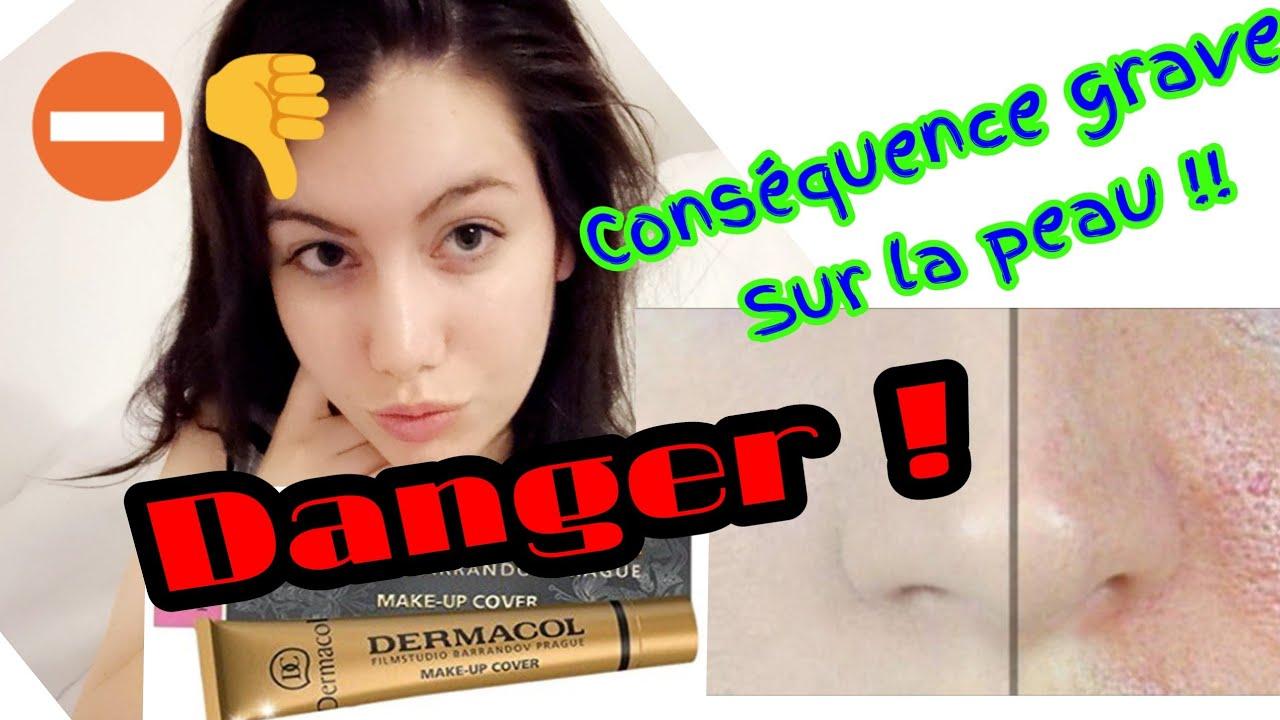DermacolA AttentionDanger Fond Teint Bannir De Youtube cR354ALjq