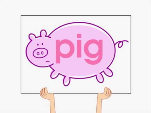 The Big Pig Song - Hooked on Phonics: Learn to Read