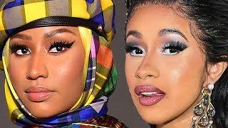 Nicki Minaj Forced Future Off Cardi B Track 'Drip' During Feud? | Hollywoodlife