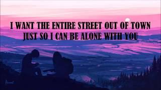 Dean Lewis - Adore - Lyrics