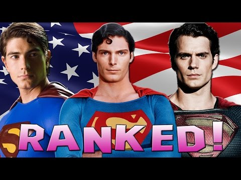 6 Superman Movies Ranked