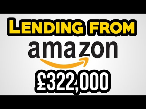 Entrepreneur Life Vlog: Amazon Lending £322,000 Unsecured Loan? Yes OK!