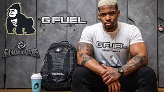 Be yourself and move Forward | G Fuel