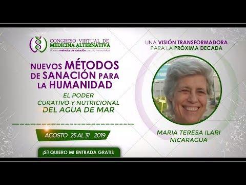 El Poder Curativo del Agua de Mar, con la Dra. María Teresa Ilari