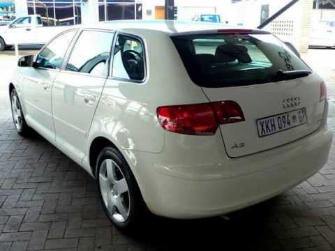 Used AUDI A SPORTBACK FSI AMBITION Auto For Sale Auto - Audi car used for sale