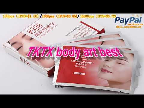 TKTX Tattoo Painless Cream Tktx Tattoo Body Art