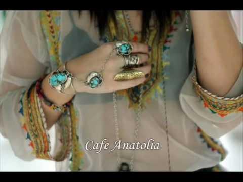 Cafe Anatolia  Músicas Turcas Instrumentales  Música de Terapias