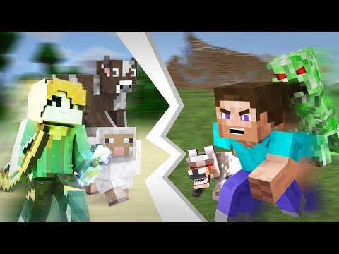MINECRAFT | ALEX vs STEVE | BOYS vs GIRLS | Who Is The Best???