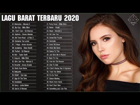 Lagu Barat Terbaru 2020 Terpopuler Saat Ini - Lagu Barat Terbaik 2020 - Lagu Pop Terbaik 2020