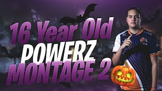 Gears of War 4: PowerZ Montage | 16 Years old | Halloween Season Special