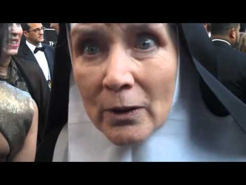 Oscars 2012 Red Carpet: Dolores Hart