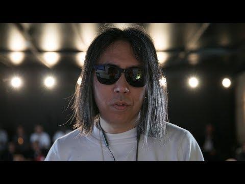 Hiroshi Fujiwara Moderated By Jeff Staple At Sole DXB 2017
