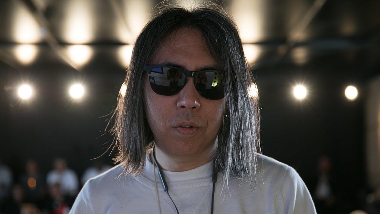 4543e91d0e2d Hiroshi Fujiwara Moderated By Jeff Staple At Sole DXB 2017 - YouTube