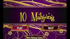 10 Mahjong gameplay