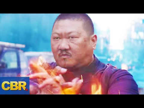 What Nobody Realized About Wong In Marvel Avengers Infinity War And Doctor Strange
