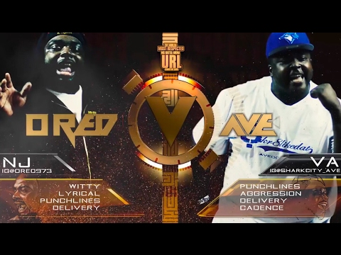 O RED VS AVE SMACK/ URL RAP BATTLE