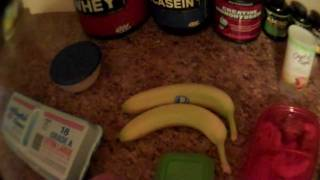 BodyBuilder Diet Example