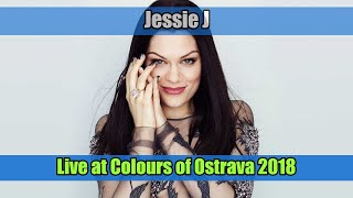 Colours of Ostrava  - Jessie J, PRICE TAG - Live (Full HD)