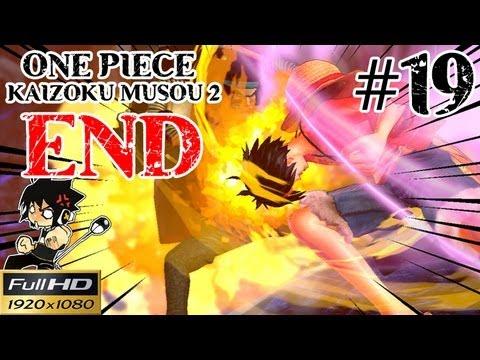 Onepiece Kaizoku Musou 2 Full HD [Pt19] END: บทสรุปการผจญภัย ของเหล่าโจรสลัด