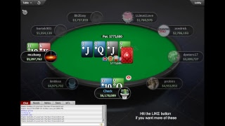 Cards Up Replay: WCOOP-62-H $25,00 HIGH ROLLER FINAL TABLE (no comms)