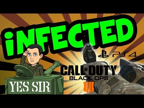 CALL OF DUTY BLACK OPS 4 - INFECTED - GAMEPLAY
