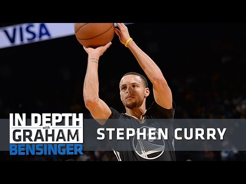 Stephen Curry on frustrations revamping his shot