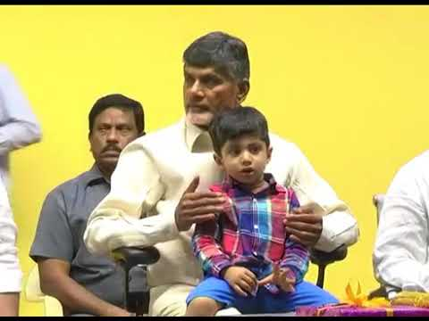 DALITHA THEJA POSTER RELEASED & MEDIA ASSOCIATION DIARY RELEASED BY AP CM AT RESIDENCE