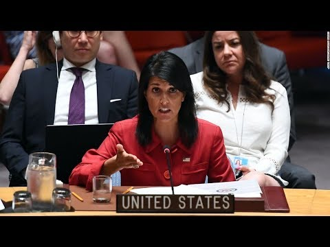 United States pushes for Oil, Labor Embargo along with Naval Blockade on North Korea